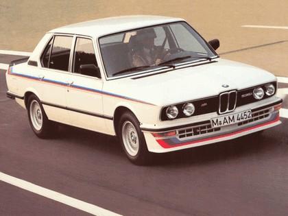 1980 BMW 535i ( E12 ) Motor Sport 2