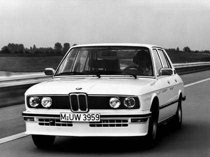 1980 BMW 535i ( E12 ) Motor Sport 5