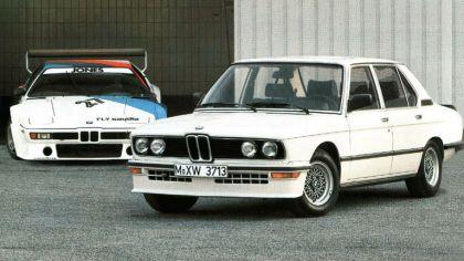 1980 BMW 535i ( E12 ) Motor Sport 1