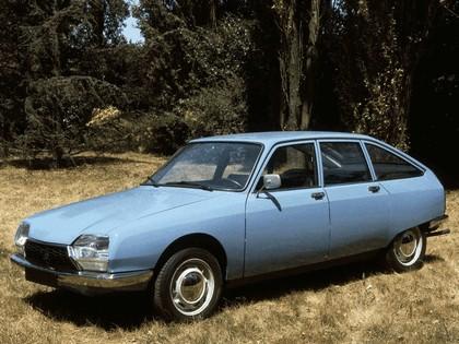 1978 Citroen GS Special 4