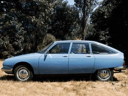 1978 Citroen GS Special 5