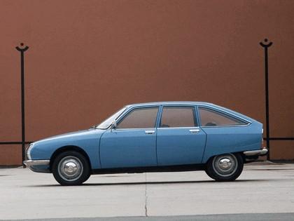 1978 Citroen GS Special 14