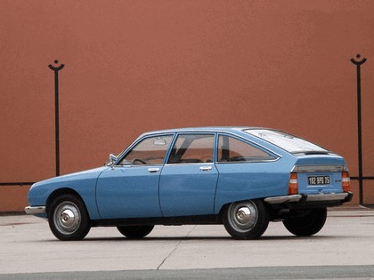 1978 Citroen GS Special 15