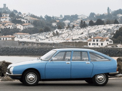 1978 Citroen GS Special 17