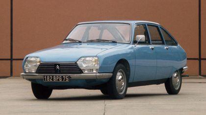1978 Citroen GS Special 9