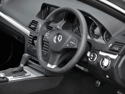 2009 Mercedes-Benz E500 coupé AMG sports package - UK version 15