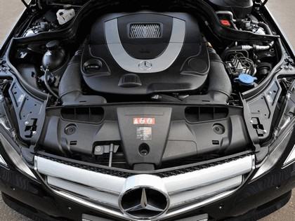 2009 Mercedes-Benz E500 coupé AMG sports package - UK version 16