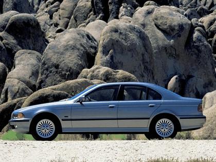 1995 BMW 5er ( E39 ) 10