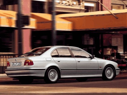 1995 BMW 5er ( E39 ) 21