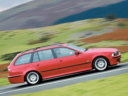 2002 BMW 525i ( E39 ) touring M Sports Package 4