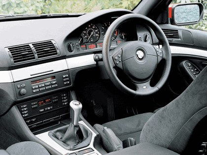 2002 BMW 525i ( E39 ) touring M Sports Package 6