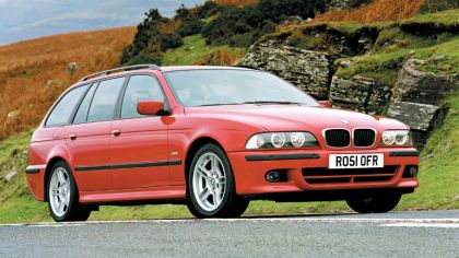 2002 BMW 525i ( E39 ) touring M Sports Package 7