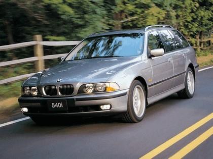 2001 BMW 540i ( E39 ) touring 6