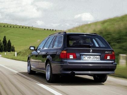 2001 BMW 540i ( E39 ) touring 11