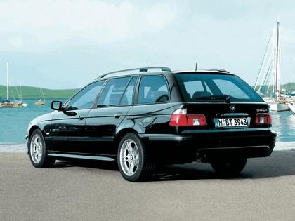 2001 BMW 540i ( E39 ) touring 12