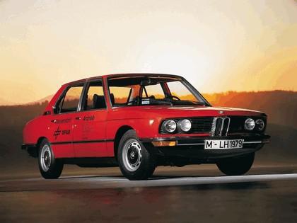 1979 BMW 5er ( E12 ) Wasserstoff Antrieb 1