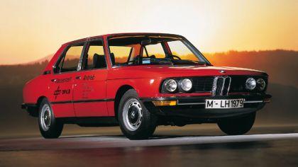 1979 BMW 5er ( E12 ) Wasserstoff Antrieb 6