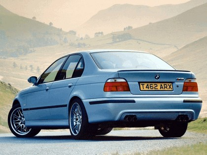 1998 BMW M5 ( E39 ) - UK version 2