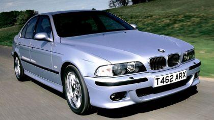 1998 BMW M5 ( E39 ) - UK version 9