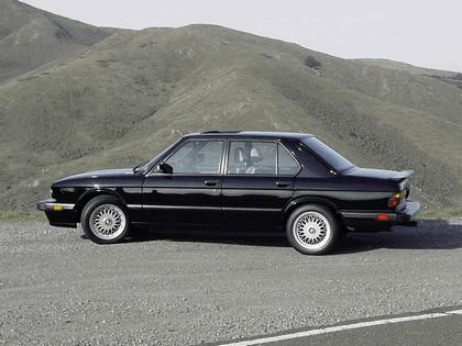 1986 BMW M5 ( E28 ) - USA version 2