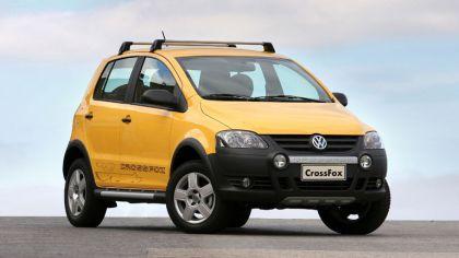 2008 Volkswagen CrossFox 9
