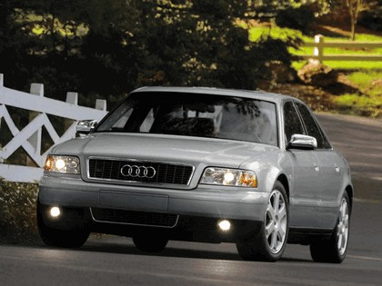 1999 Audi S8 ( D2 ) - USA version 2