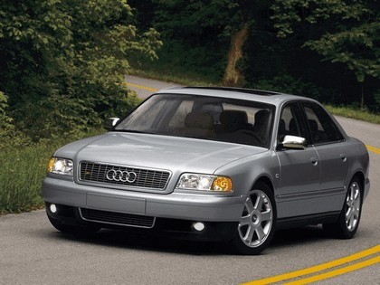 1999 Audi S8 ( D2 ) - USA version 4