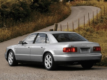 1999 Audi S8 ( D2 ) - USA version 6