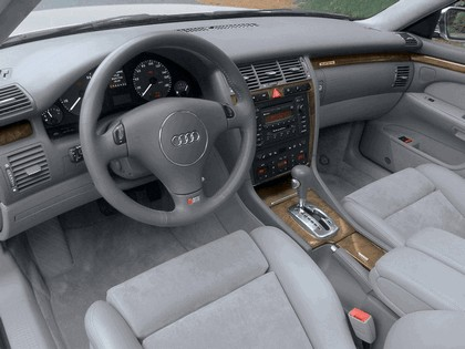 1999 Audi S8 ( D2 ) - USA version 7