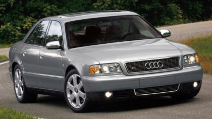 1999 Audi S8 ( D2 ) - USA version 3