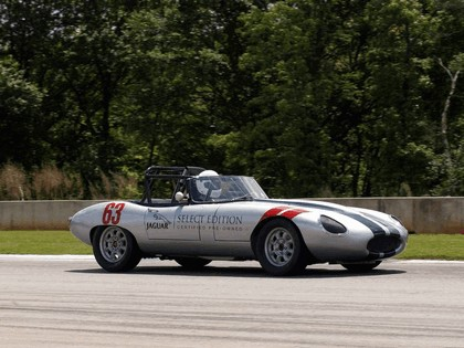 1963 Jaguar E-Type Select Edition Roadster Show Car #63 (2003 Season) 1
