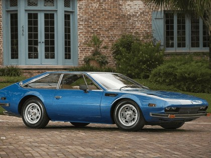 1970 Lamborghini Jarama 6