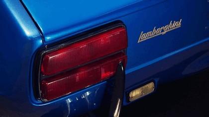 1972 Lamborghini Jarama 400 GT 13