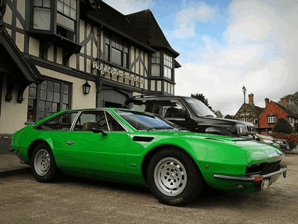 1974 Lamborghini Jarama 400 GTS 3