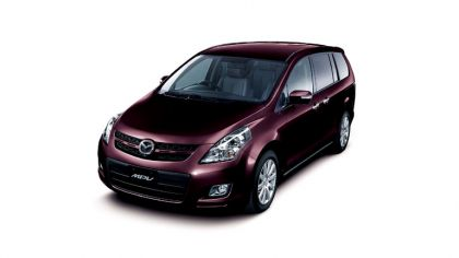 2008 Mazda MPV sporty pack 5