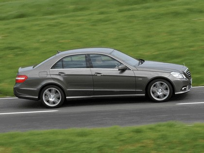 2009 Mercedes-Benz E220 CDI ( W212 ) AMG sports package - UK version 7
