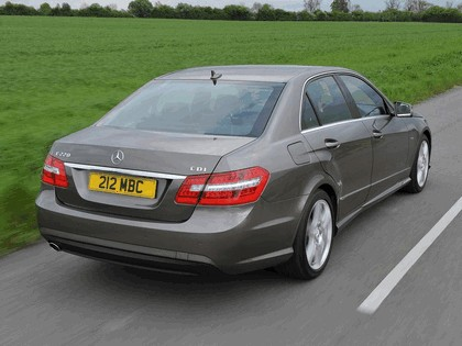 2009 Mercedes-Benz E220 CDI ( W212 ) AMG sports package - UK version 8
