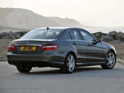 2009 Mercedes-Benz E220 CDI ( W212 ) AMG sports package - UK version 10