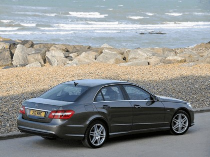 2009 Mercedes-Benz E220 CDI ( W212 ) AMG sports package - UK version 12