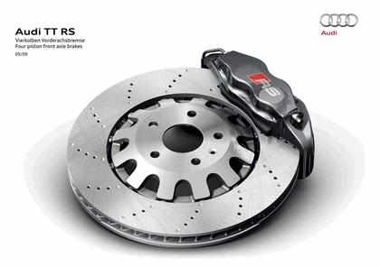 2009 Audi TT RS roadster 17