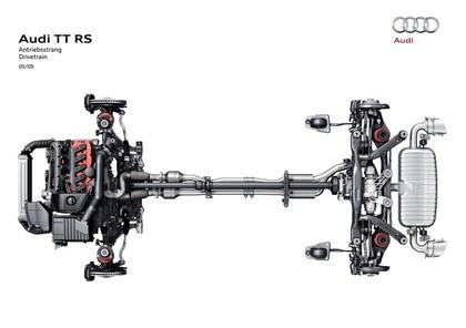 2009 Audi TT RS roadster 18
