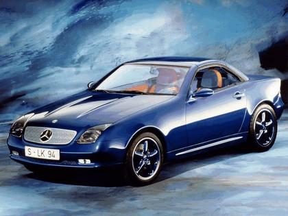1994 Mercedes-Benz SLK concept 1