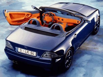 1994 Mercedes-Benz SLK concept 3