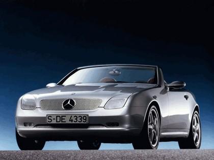 1994 Mercedes-Benz SLK concept 4