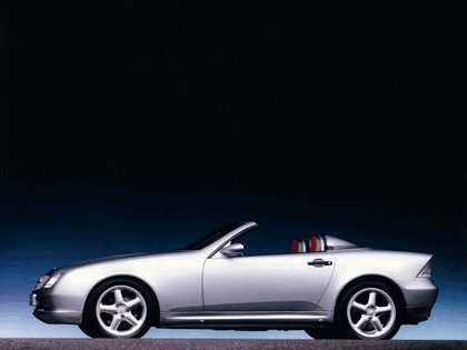 1994 Mercedes-Benz SLK concept 5