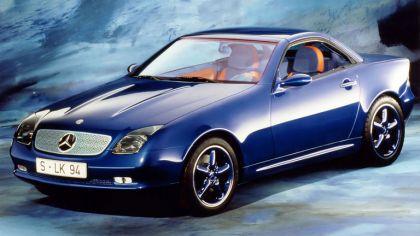 1994 Mercedes-Benz SLK concept 7