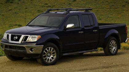 2008 Nissan Frontier Crew Cab 6