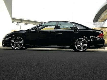 2008 Toyota Crown Athlete S200 by Wald 2