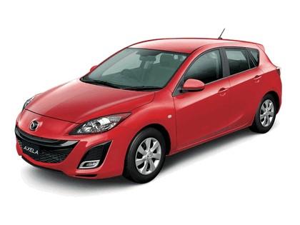2009 Mazda Axela sport 3