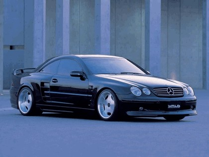1999 Mercedes-Benz CL60 ( C215 ) by Wald 1
